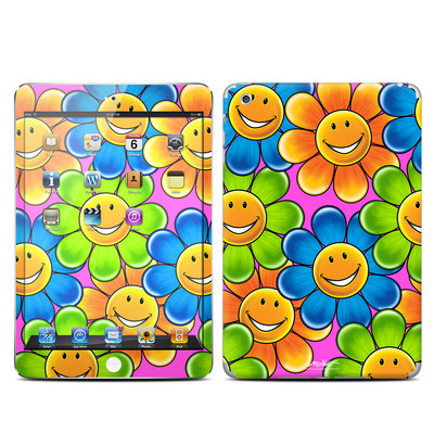 Apple iPad Mini Skin - Happy Daisies