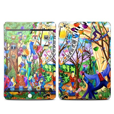 Apple iPad Mini Skin - Happy Town Celebration