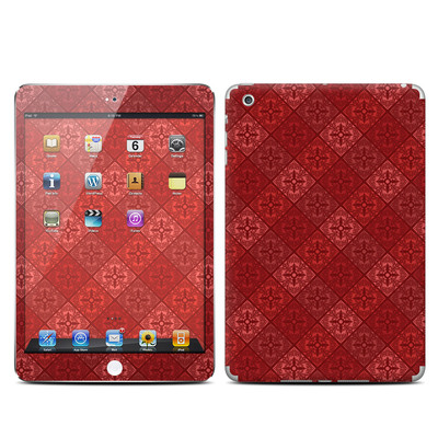 Apple iPad Mini Skin - Humidor