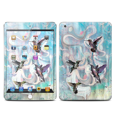 Apple iPad Mini Skin - Hummingbirds