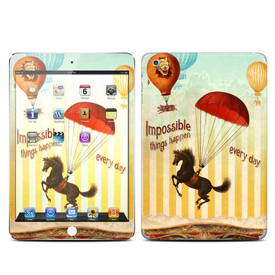 Apple iPad Mini Skin - Impossible