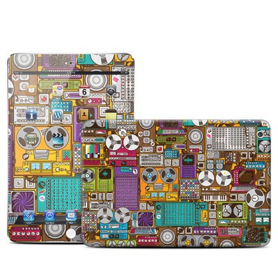 Apple iPad Mini Skin - In My Pocket