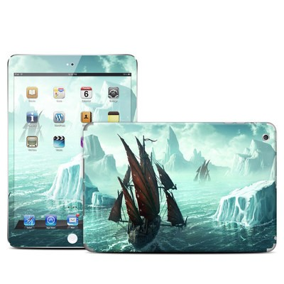 Apple iPad Mini Skin - Into the Unknown