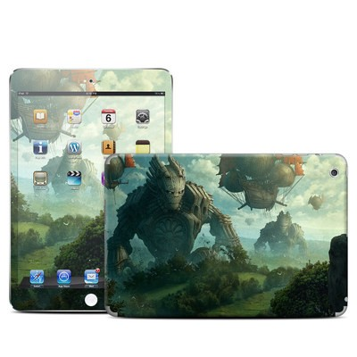 Apple iPad Mini Skin - Invasion