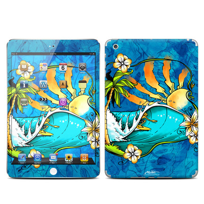 Apple iPad Mini Skin - Island Playground