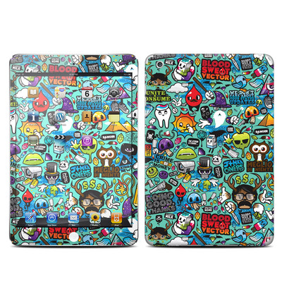 Apple iPad Mini Skin - Jewel Thief