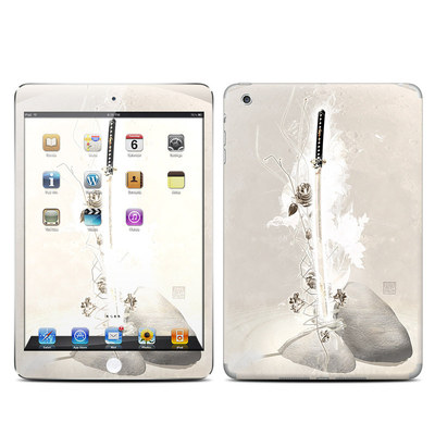 Apple iPad Mini Skin - Katana Gold