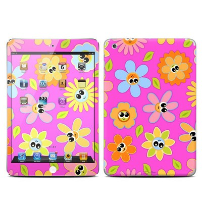 Apple iPad Mini Skin - Kawaii Flower