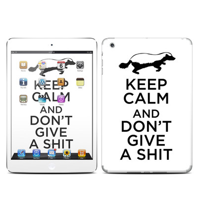 Apple iPad Mini Skin - Keep Calm - HB