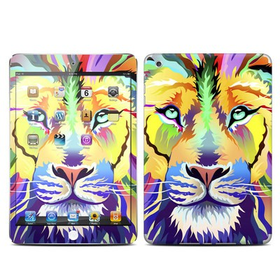 Apple iPad Mini Skin - King of Technicolor