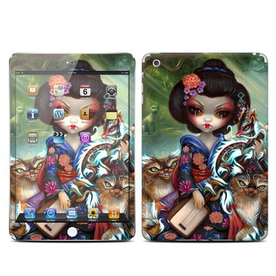 Apple iPad Mini Skin - Kirin and Bakeneko