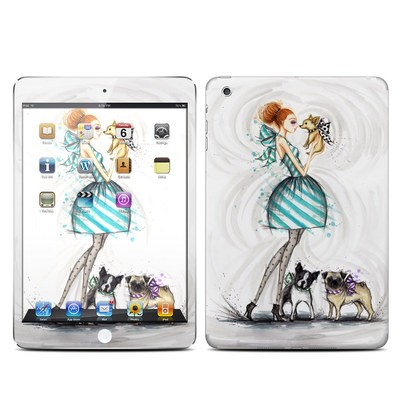 Apple iPad Mini Skin - A Kiss for Dot