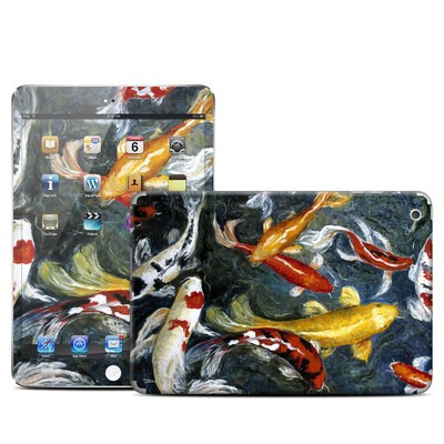 Apple iPad Mini Skin - Koi's Happiness
