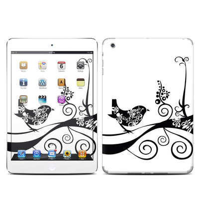Apple iPad Mini Skin - Little Curly