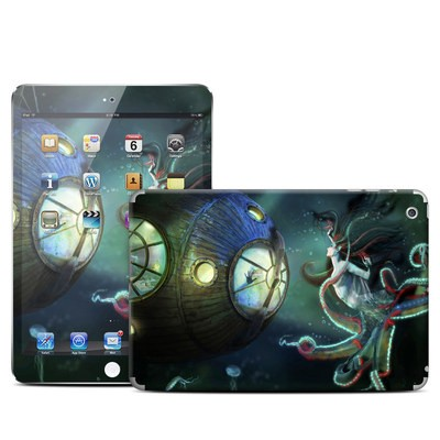 Apple iPad Mini Skin - 20000 Leagues