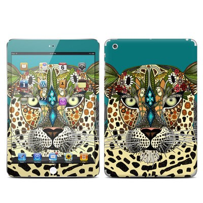 Apple iPad Mini Skin - Leopard Queen
