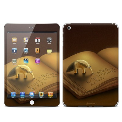 Apple iPad Mini Skin - Lettereater