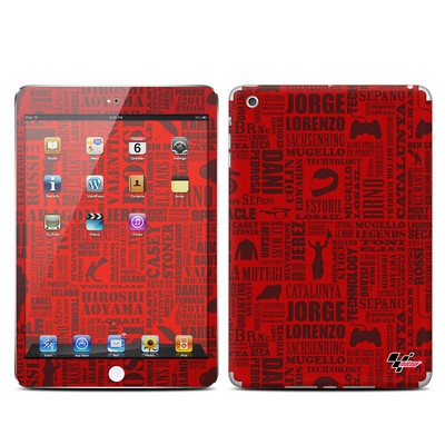 Apple iPad Mini Skin - Life of MotoGP