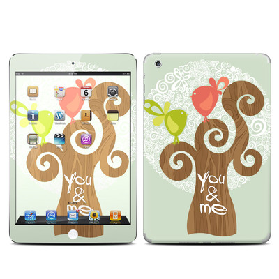 Apple iPad Mini Skin - Two Little Birds