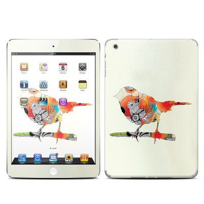 Apple iPad Mini Skin - Little Bird