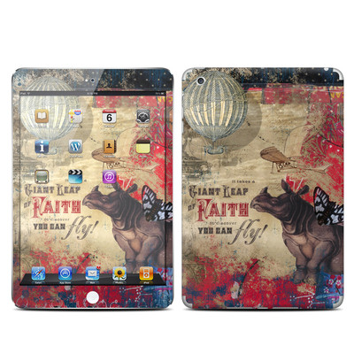 Apple iPad Mini Skin - Leap Of Faith