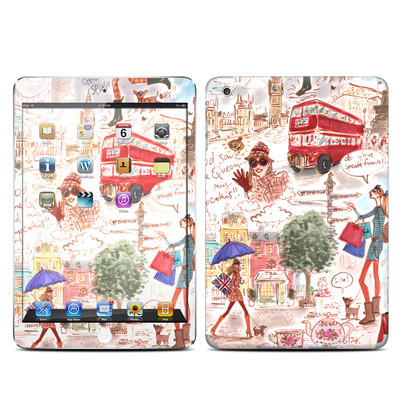 Apple iPad Mini Skin - London