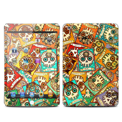 Apple iPad Mini Skin - Loteria Scatter