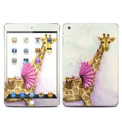 Apple iPad Mini Skin - Lounge Giraffe