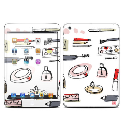 Apple iPad Mini Skin - Makeup