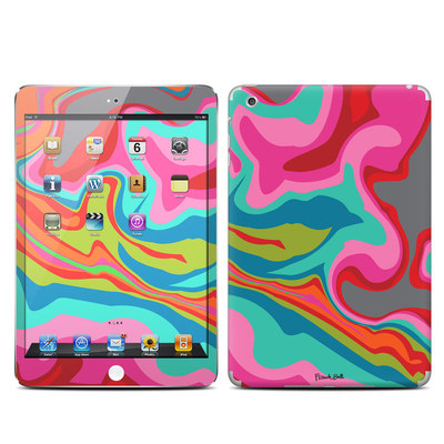 Apple iPad Mini Skin - Marble Bright