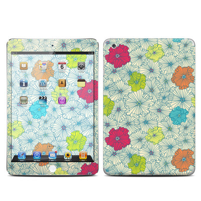 Apple iPad Mini Skin - May Flowers