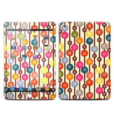 Apple iPad Mini Skin - Mocha Chocca