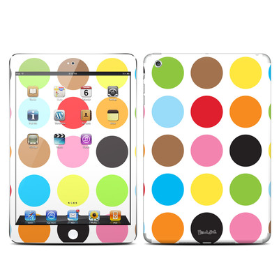 Apple iPad Mini Skin - Multidot
