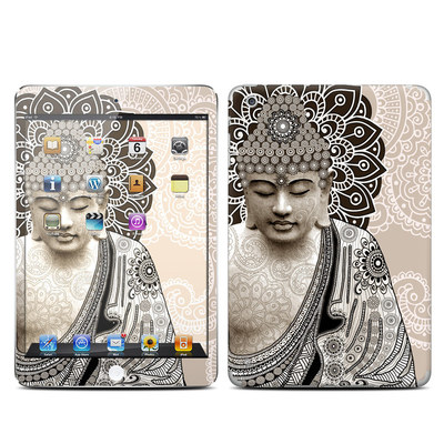 Apple iPad Mini Skin - Meditation Mehndi