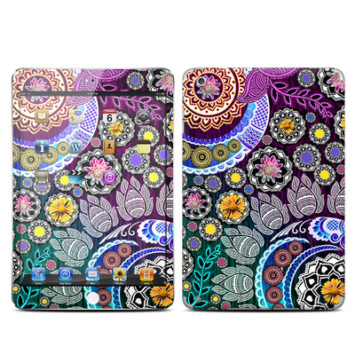 Apple iPad Mini Skin - Mehndi Garden