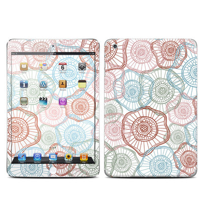Apple iPad Mini Skin - Micro Flowers