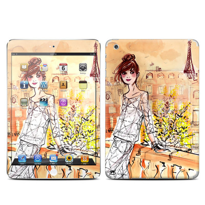 Apple iPad Mini Skin - Mimosa Girl