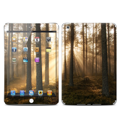 Apple iPad Mini Skin - Misty Trail