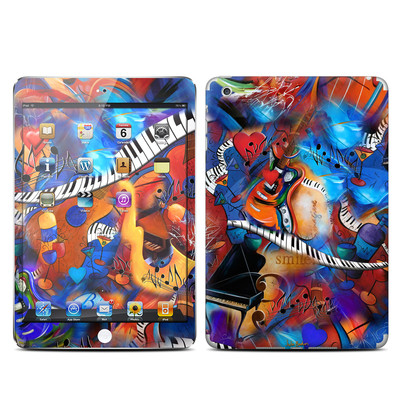 Apple iPad Mini Skin - Music Madness