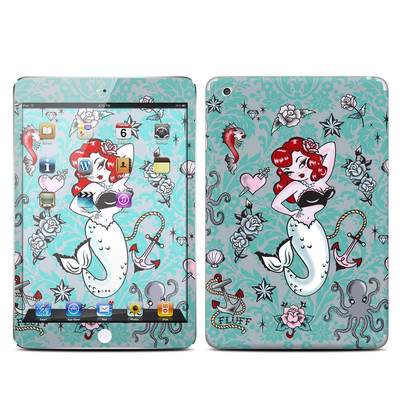 Apple iPad Mini Skin - Molly Mermaid