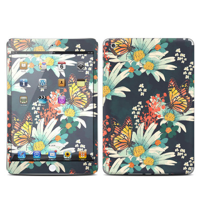Apple iPad Mini Skin - Monarch Grove