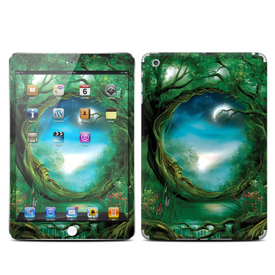 Apple iPad Mini Skin - Moon Tree