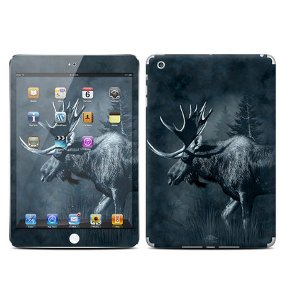 Apple iPad Mini Skin - Moose