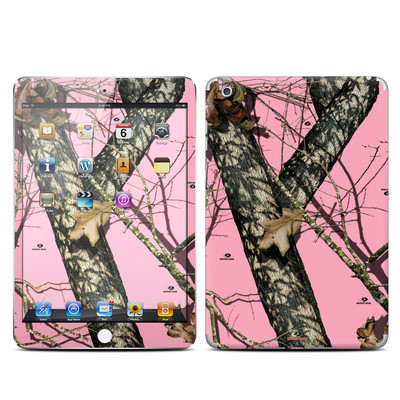 Apple iPad Mini Skin - Break-Up Pink