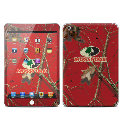 Apple iPad Mini Skin - Break-Up Lifestyles Red Oak