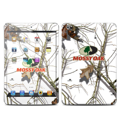 Apple iPad Mini Skin - Break-Up Lifestyles Snow Drift