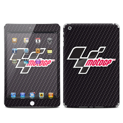Apple iPad Mini Skin - MotoGP Carbon Logo