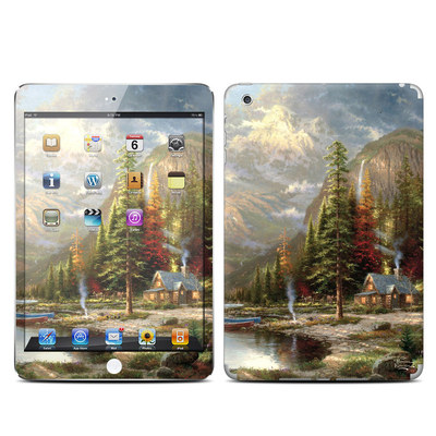 Apple iPad Mini Skin - Mountain Majesty