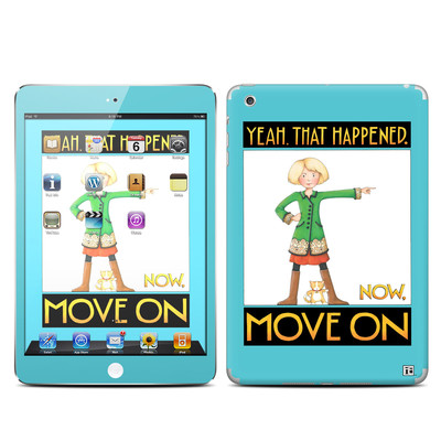 Apple iPad Mini Skin - Move On