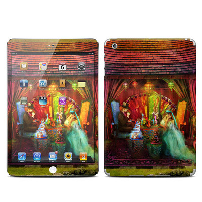 Apple iPad Mini Skin - A Mad Tea Party
